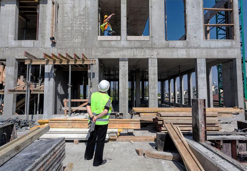 LANDTECH On-Site Construction Management