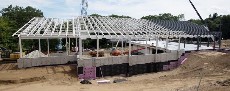 LANDTECH YMCA Construction Management