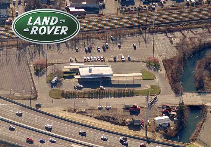 Land Rover Guilford >> LandTech helps bring Land Rover to Fairfield   LANDTECH ...